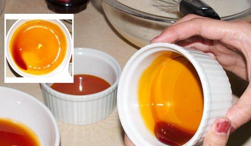Cách làm bánh flan cheese nướng thơm ngon-hình số-2