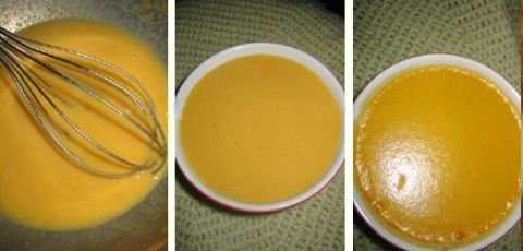 Học làm bánh flan bí đỏ thơm ngon cho bé-hình số-3