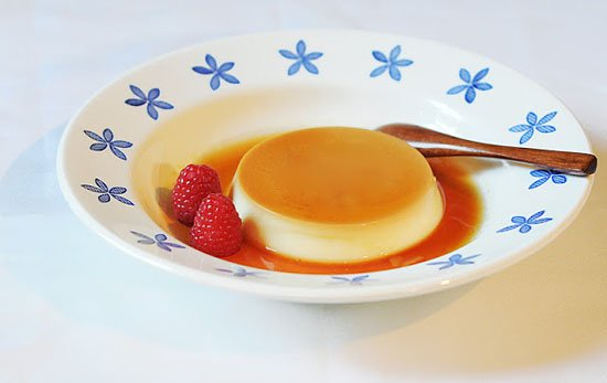Học làm bánh flan bí đỏ thơm ngon cho bé-hình số-7
