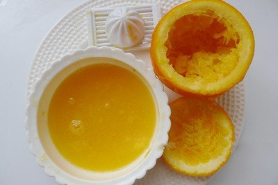 Cách làm bánh flan cam thơm nức mũi-hình số-3