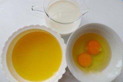 Cách làm bánh flan cam thơm nức mũi-hình số-7