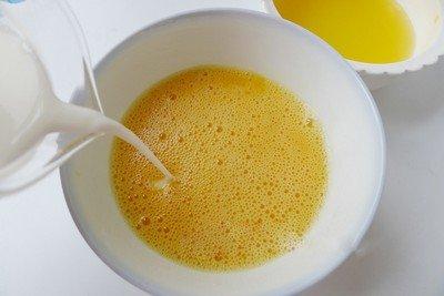 Cách làm bánh flan cam thơm nức mũi-hình số-8