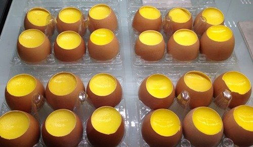 Học cách làm bánh flan trứng siêu ngộ nghĩnh-hình số-3