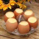 Học cách làm bánh flan trứng siêu ngộ nghĩnh