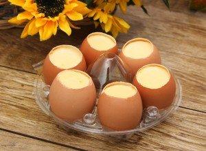 Học cách làm bánh flan trứng siêu ngộ nghĩnh-hình số-4