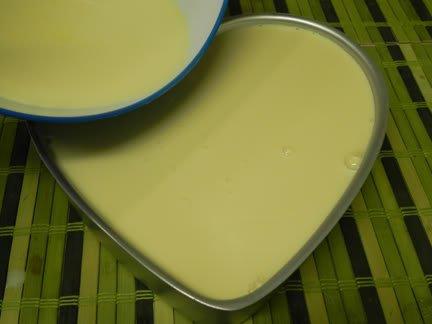 Tự làm bánh flan hình trái tim đầy cuốn hút-hình số-5