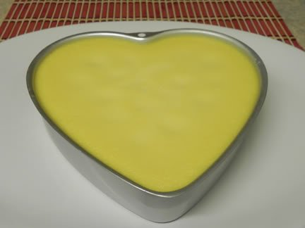Tự làm bánh flan hình trái tim đầy cuốn hút-hình số-6