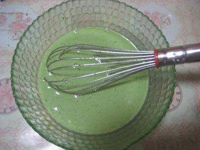 Cách làm bánh flan lá dứa ngon tuyệt-hình số-4