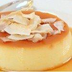 Cách làm bánh flan nước cốt dừa