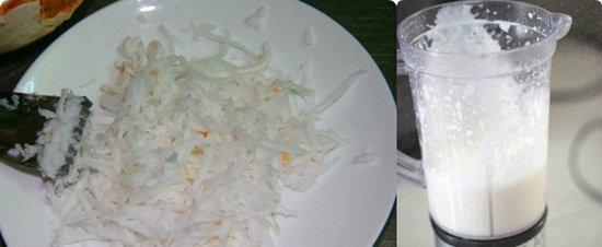 Cách làm bánh flan nước cốt dừa-hình số-2