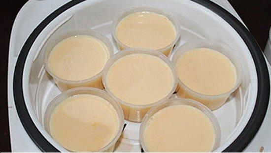 Cách làm bánh flan nước cốt dừa-hình số-7