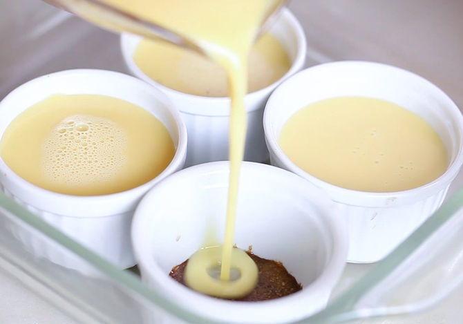 Tự làm bánh flan sữa tươi tại nhà-hình số-5