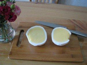Bí quyết làm bánh flan trái dừa mát lịm-hình số-4