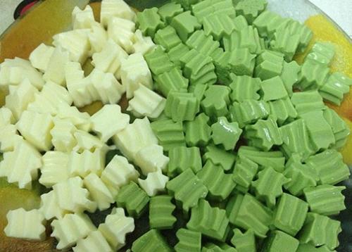 Bột gelatin làm chè khúc bạch thanh mát cho ngày hè-hình số-4