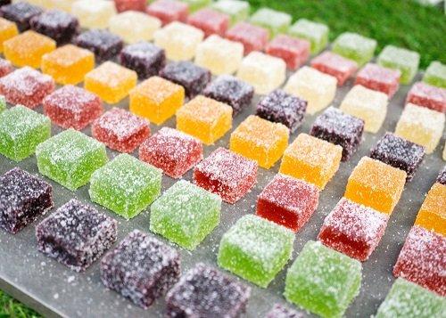 Bột gelatin làm kẹo dẻo thơm ngon hấp dẫn cực đơn giản-hình số-1