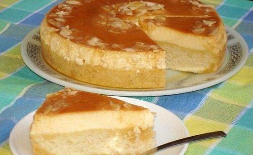 Cách làm bánh caramen bông lan ngọt thơm, hấp dẫn-hình số-6