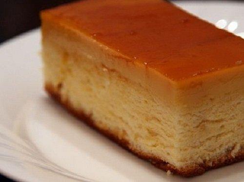 Cách làm bánh caramen bông lan ngọt thơm, hấp dẫn-hình số-1
