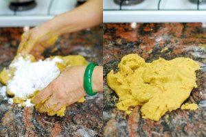 Hướng dẫn cách làm bánh gối khoai lang-hình số-1
