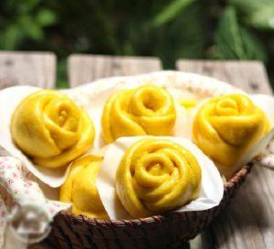 Cách làm bánh bao chay bí đỏ thơm ngon-hình số-5