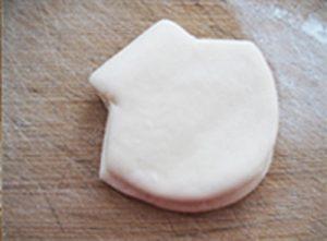 Cách làm bánh bao hình con sò thơm ngon-hình số-3