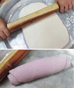 Cách làm bánh bao khoai lang đơn giản tại nhà-hình số-3