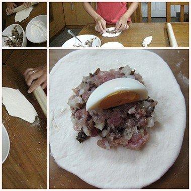 Cách làm bánh bao nhân thịt ngon bổ-hình số-3