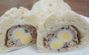 Bí quyết làm bánh bao nhân trứng thơm ngon-hình số-5