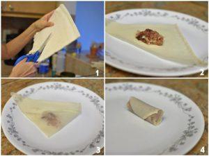 Bí quyết làm bánh cuốn chả giò ngon tuyệt-hình số-2
