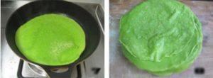 Cách làm bánh cuốn lá dứa đơn giản tại nhà-hình số-4