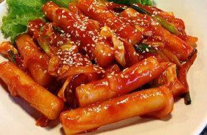 Hướng dẫn cách làm bánh gạo cay Hàn Quốc ngon tuyệt-hình số-4