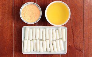 Cách làm bánh gạo nhân phô mai cực ngon-hình số-1