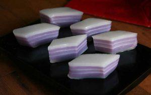 Hướng dẫn cách làm bánh khoai môn hấp ngon lạ-hình số-4