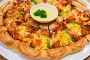 Cách làm bánh pizza viền phô mai thơm ngon-hình số-2
