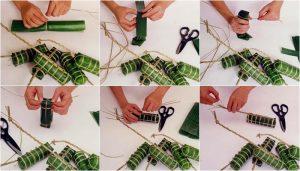 Hướng dẫn cách làm bánh tét lá chuối đơn giản nhất-hình số-2
