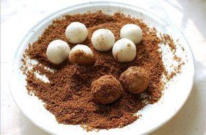 Chia sẻ cách làm bánh trôi nhân socola ngon đậm chất-hình số-2