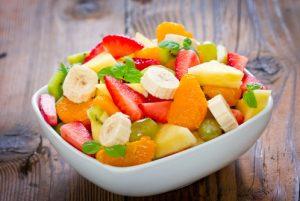 Chia sẻ cách làm bánh trôi nhân hoa quả ngon mê ly-hình số-1