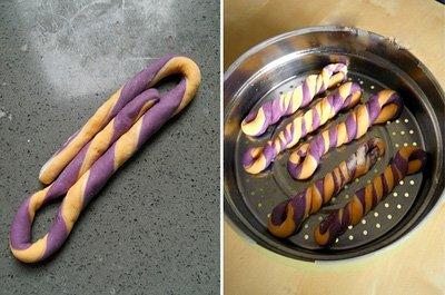 Học cách làm bánh khoai 3 màu vừa đẹp vừa ngon-hình số-6