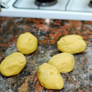 Tự làm bánh gối khoai lang lạ mà ngon-hình số-1