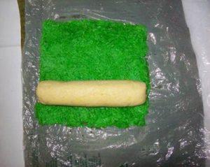 Tự làm bánh tét 3 màu lạ mắt đón Tết-hình số-1