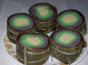 Tự làm bánh tét 3 màu lạ mắt đón Tết-hình số-4