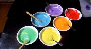 Cách làm bánh bông lan 7 màu đầy hấp dẫn-hình số-3