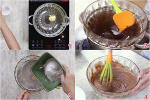 Cách làm bánh bông lan bằng chảo chống dính-hình số-1