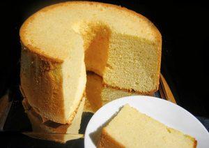 Cách làm bánh bông lan bằng lò vi sóng-hình số-5