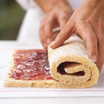 Cách làm bánh bông lan cuộn andee ngon tuyệt-hình số-5