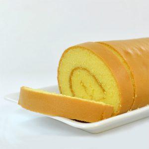 Bí quyết làm bánh bông lan cuộn kem ngon mê ly-hình số-9