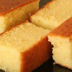 Cách làm bánh bông lan truyền thống đơn giản
