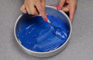 Chia sẻ cách làm bánh kem 7 màu tuyệt đẹp-hình số-3