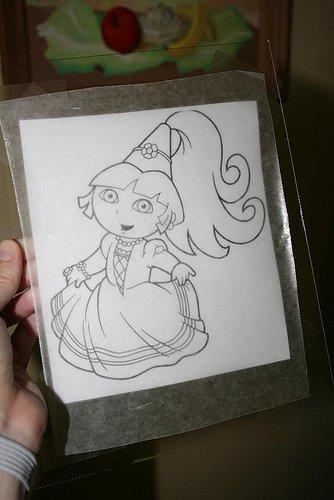 Học làm bánh kem hình công chúa đầy ấn tượng-hình số-3