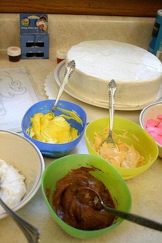 Học làm bánh kem hình công chúa đầy ấn tượng-hình số-4