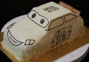 Tự làm bánh kem hình ô tô đáng yêu cho bé-hình số-6
